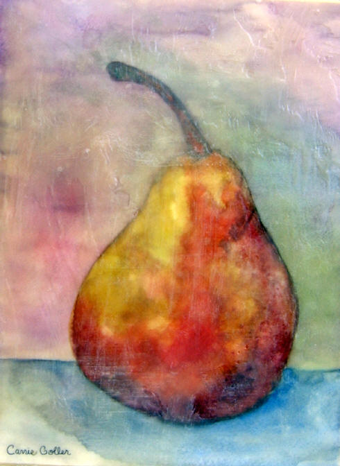 Autumn Pear II