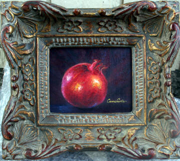 Lone Pomegranate