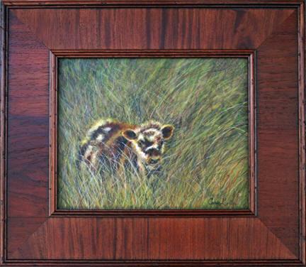 Camouflage (framed)