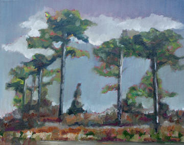 Fort Worden Trees