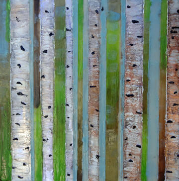 Birch Thicket II