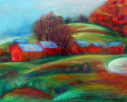 Autumn Farm II