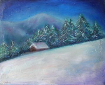 Snow Cabin II