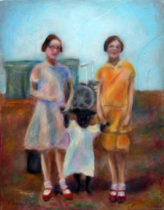 Dorothy, Peggy & Myrtle