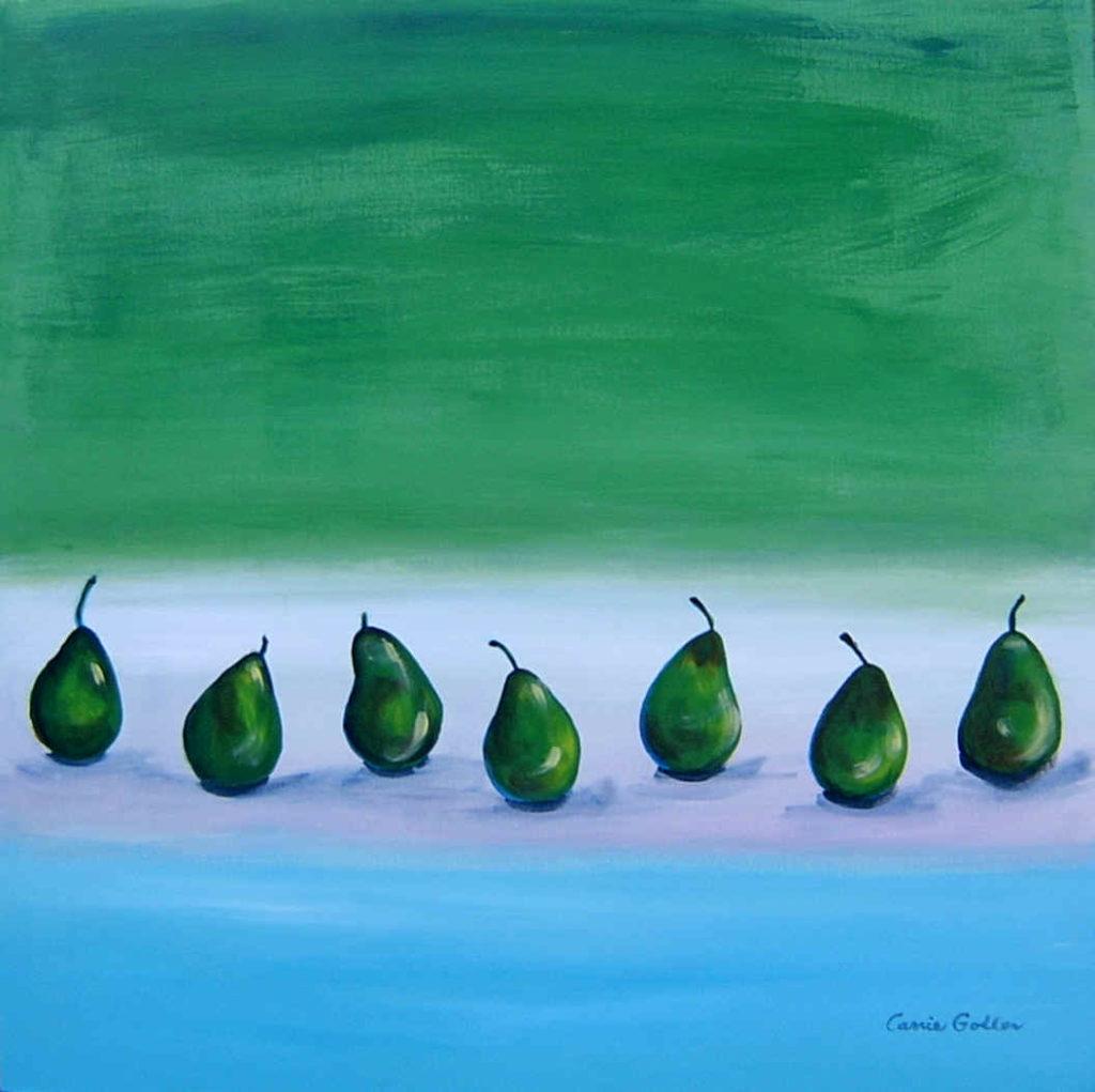 Pear Crossing